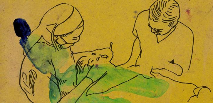 Illustration til Tandlægebladet_Julie Asmussen