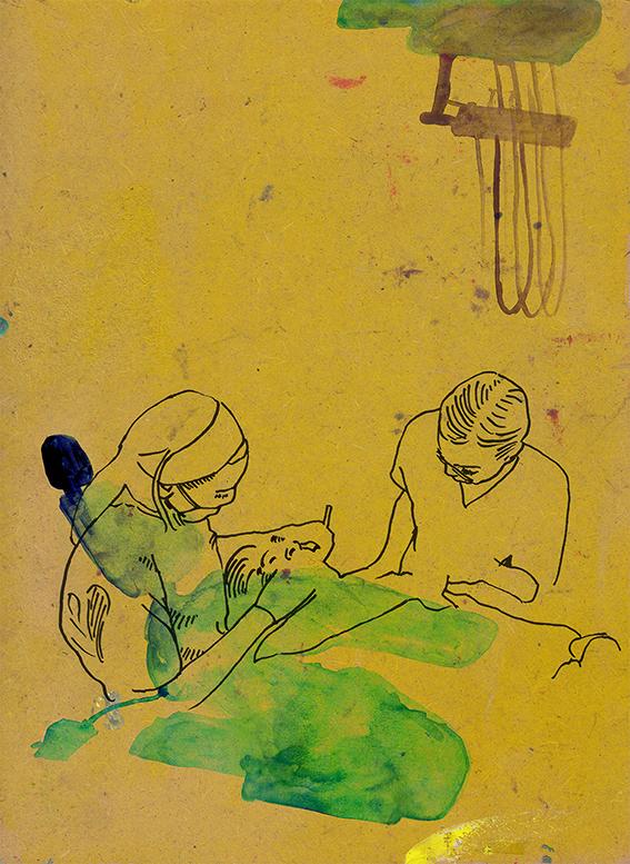 Illustration til Tandlægebladet
